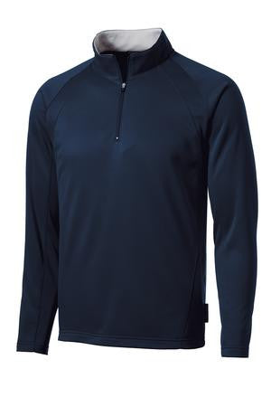 Heartland Financial 1/4 Zip Dri-Fit Fleece Pullover (Men's) - F243