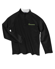 iWireless 1/4 Zip Fleece Pullover (Mens)
