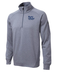 Ruhl & Ruhl Tech Fleece 1/4-Zip Pullover