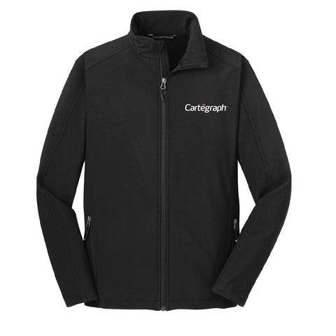 Cartegraph Port Authority Core Soft Shell Jacket (Mens)