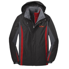 RT&T Port Authority Colorblock 3-in-1 Jacket