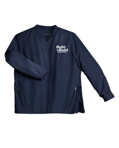 Ruhl & Ruhl Port Authority Pullover Wind Shirt