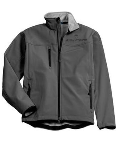 Medical Assoc. Port Authority Glacier Soft Shell Jacket (Mens)