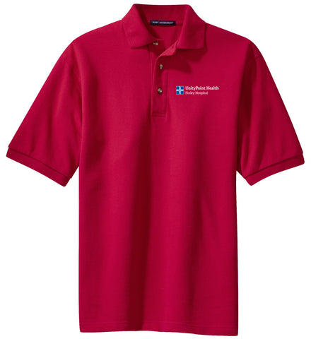 UnityPoint Health Port Authority Pique Knit Polo (Men's)