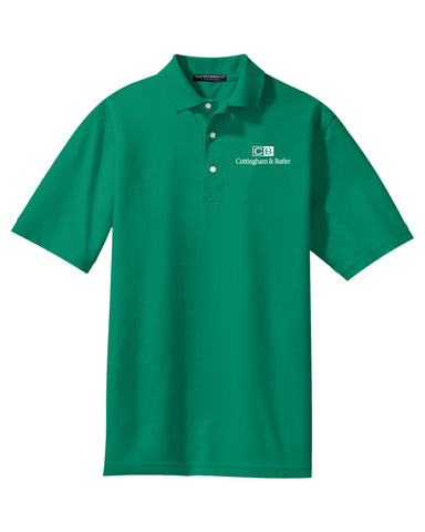 C&B Port Authority - Rapid Dry Polo (Mens)