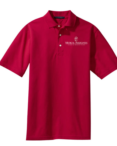 Medical Assoc. Port Authority - Rapid Dry Polo (Mens)