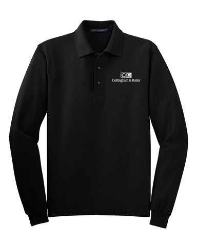 Cottingham & Butler Long Sleeve Polo