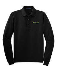 iWireless Long Sleeve Polo (Mens)