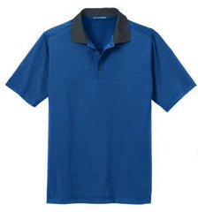 DuTrac Port Authority Fine Stripe Performance Polo (Men's)