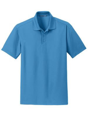 Mercy Family Pharmacy Port Authority Dry Zone Grid Polo (Men's)