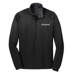 Cartegraph Port Authority Heavyweight 1/4-Zip (Mens)