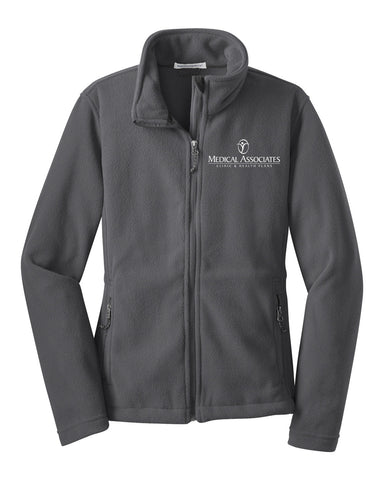 Medical Assoc. Port Authority Value Fleece Jacket (Ladies)