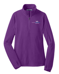 TH Media Port Authority Microfleece 1/2-Zip Pullover (Ladies) - L224