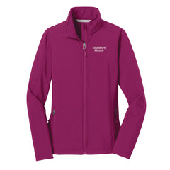 TH Media Port Authority Core Soft Shell Jacket (Ladies) - L317