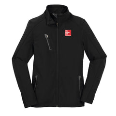 McGraw-Hill Welded Soft Shell Jacket (Ladies) - L324