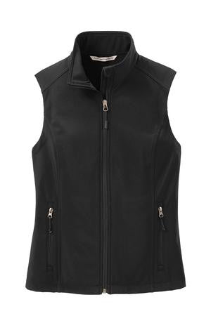 DuTrac Port Authority Core Soft Shell Vest (Ladies)