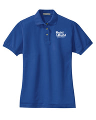 Ruhl & Ruhl Port Authority Ladies' Polo