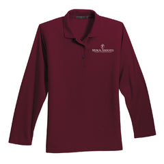 Medical Assoc. Port Authority Long Sleeve Polo (Ladies)