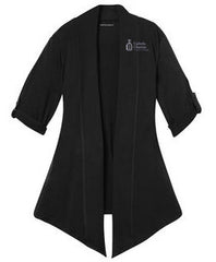 Catholic Charities Port Authority Ladies Concept Shrug