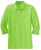 Heartland Financial Port Authority Silk Touch 3/4-Sleeve Polo (Ladies)