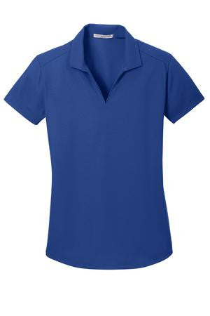 Fidelity Bank Port Authority Dry Zone Grid Polo (Ladies)