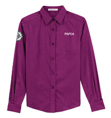 PAFCA Port Authority® Long Sleeve Easy Care Shirt (Ladies)