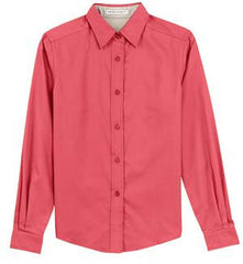 Sisters of the Presentation Long Sleeve Easy Care Shirt (Ladies) - L608