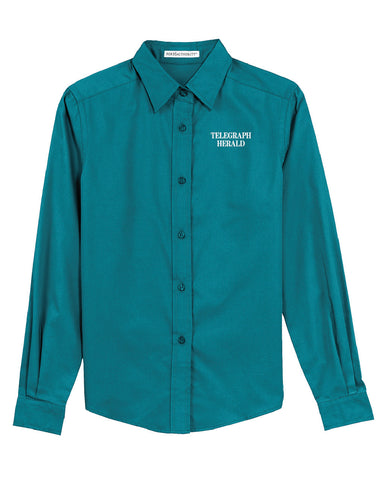 TH Media Port Authority Long Sleeve Easy Care Shirt (Ladies) - L608