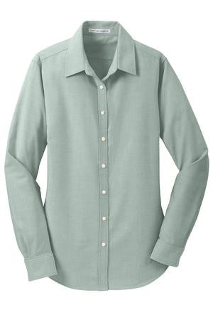 Medical Assoc. Port Authority® SuperPro™ Oxford Shirt (Ladies)