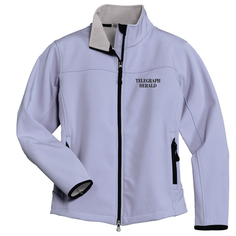 TH Media Port Authority Glacier Soft Shell Jacket (Ladies) - L790