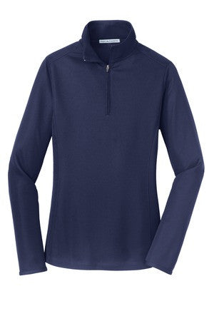 Sisters of the Presentation Pinpoint Mesh 1/2-Zip (Ladies) - L806