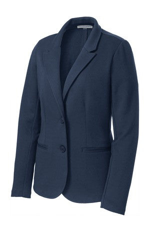 Kunkel & Associates Port Authority Ladies Knit Blazer (Ladies) - LM2000