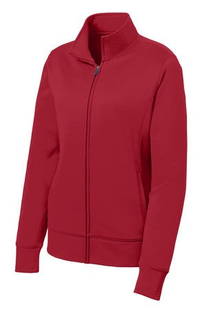 Guttenberg Municipal Hospital Sport-Tec Dri-Fit Fleece Full-Zip Jacket (Ladies) - LST241