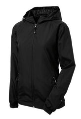 Sisters of the Presentation Colorblock Hooded Jacket (Ladies) - LST76