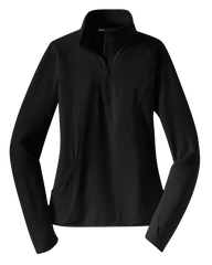 Sisters of the Presentation Sport-Wick Stretch 1/2-Zip Pullover (Ladies) -LST850