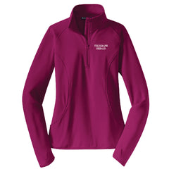 TH Media Sport-Tek Sport-Wick Stretch 1/2-Zip Pullover (Ladies) - LST850