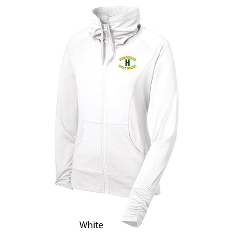 Hempstead Soccer Ladies Full-Zip Jacket