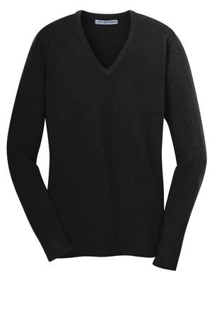 Catholic Charities V-Neck Sweater (Ladies)