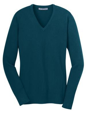 DuTrac V-Neck Sweater (Ladies)