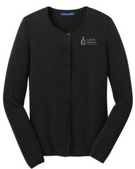 Catholic Charities Port Authority Ladies Cardigan
