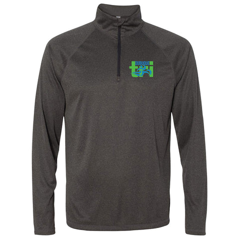 DATC All Sport 1/4 Zip Lightweight Pullover