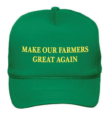 Make Our Farmers Great Again Cap