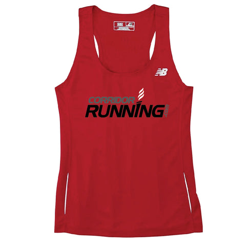Corridor Running New Balance Ladies Tempo Running Singlet (Ladies)