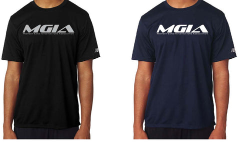 MGIA New Balance Dri-Fit T-shirt
