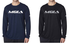 MGIA New Balance Long Sleeve Dri-Fit T-shirt