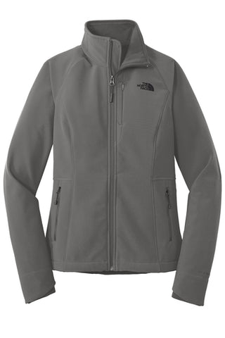 Kunkel & Associates Ladies Apex Barrier Soft Shell Jacket (Ladies) - NF0A3LGU