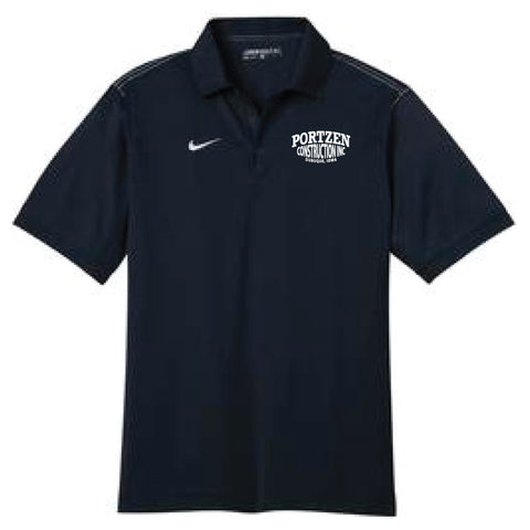 Portzen Construction Nike Dri-Fit Polo