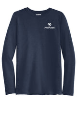 ProPulse Navy Blue Long Sleeve T-Shirt - 2400