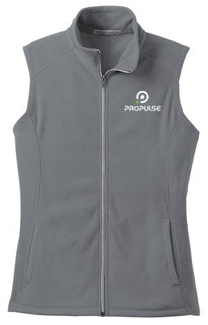 ProPulse Micro Fleece Vest (Ladies) - L226