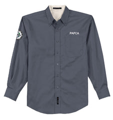 PAFCA Port Authority® Long Sleeve Easy Care Shirt (Men's)